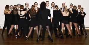 """Dance CharActers"" Ensemble 1"