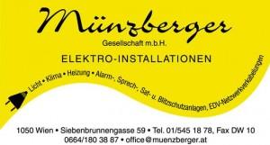 Partner Firma Münzberger