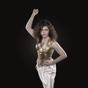 Aphrodites Faces - Part 1 - Die Kriegerin