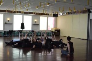 Training mit Wei Ken Liao