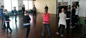 Biomechanik im Tanz